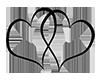 2hearts sticker