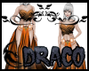 Brown Dragoness Gown