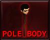 ~R Wooden pole Body M