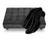 Black / Grey tiger bench