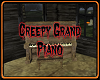Creepy Grand Piano