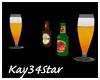 Beers & Pilsner Glasses