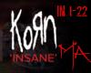 Insane - Korn