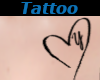 Tattoo Chest Y Heart