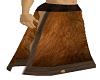 brown bear robes no cape