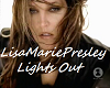 LisaMarie lights out
