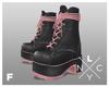 × Bubblegum Boots / F