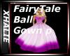 FAIRYTALE BALLGOWN MAUVE