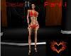 [PD&Ch] Red Short Dress