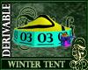 Winter Tent Derivable