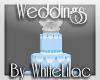 WL~ BBlue Cake