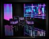 xLx Club Neon Chairs