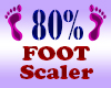 Resizer 80% Foot