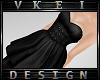 V' +A Black Dress+