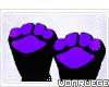 R- Toxin Male Feet