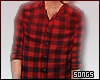 ♫ Red Plaid Flannel