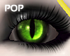 ★ monster eyes green