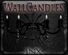 ~X~WallCandleDecor