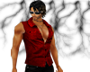 [Cazz] Muscle Vest Red