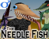 Needle Fish -Mens