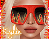 Baddie Fire Glasses