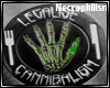 *13* LegalCannibal Badge