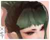 ✘ Scarlett green.