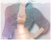 [LL] Layerable Fur Gray