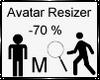 Avatar Resizer -70% M