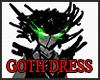 Goth Dress (Animated)