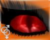 Kyuubi Unisex Red Eyes