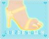 .L. Pie Paw Heels