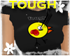 *S* Tough Chick black