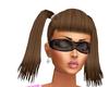 brunette abby