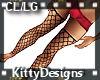 *KD CL/CL Net stockings