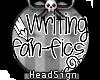 [C] Writing Fics HS