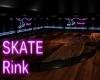 Neon Skating Rink