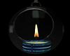 Bubble Globe Candle Cove