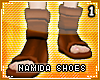 !T Namida shoes