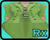 [Rx]ESkirt Grn-BRA