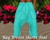 Bay Breeze Shorts Teal