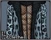 Long Layer Fur Coat