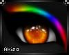 |A| Neon Orange Eyes F/M
