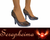 saphire glass slippers