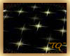 golden star oval rug