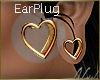 (FG) Goldheart Earplug