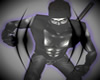 Black Shadow Shield Aura