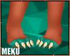 M e Milia Feet