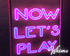 Passions Neon Sign