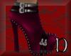fushia heels